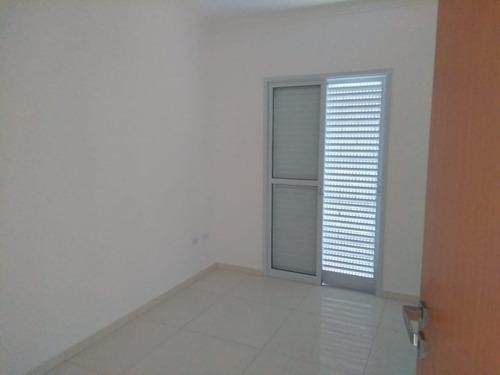 am161 apartamento 2 dorms, alto padrão - prox praia.