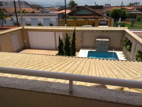 am17 -casa 5 dorms - piscina- prox praia - parcela direto