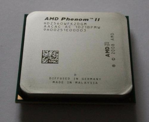 am3 phenom ii x2 560 3.30ghz