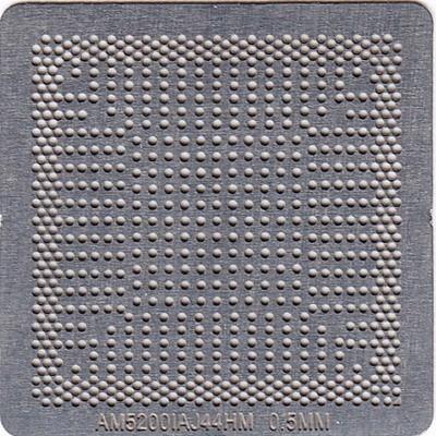 am5200iaj44hm zm151178j4460 estencil calor directo reballing