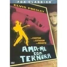 ama-me com ternura elvis presley dvd original fox classics