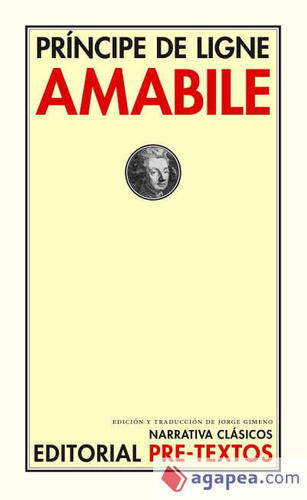 amabile(libro literatura francesa)
