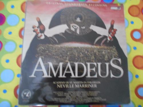 amadeus lp original soundtrack