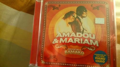 amadou & marian