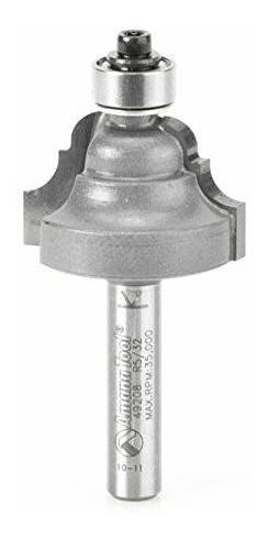 amana tool 49208 - ogeo romano doble con punta de carburo, 5