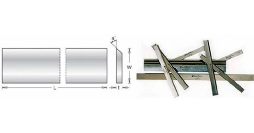 amana tool herramienta - p 250 4pieza hss,