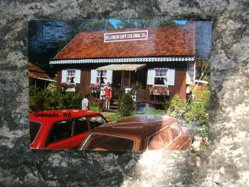amanaque de bolsillo antiguo de brasil. 1986. coleccionable.