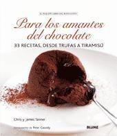 amantes del chocolate (pequeño libro del buen gusto)(libro )
