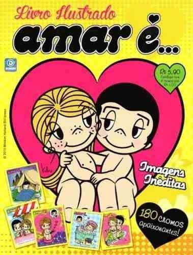 amar é 2015 - album faltando as figurinhas 96 129 135