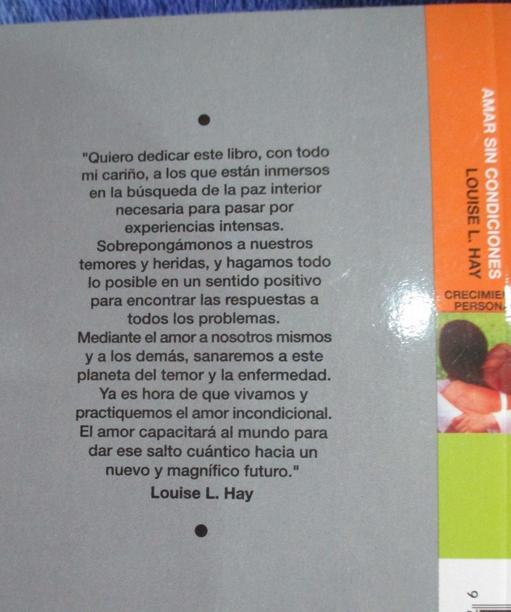 AMAR SIN CONDICIONES LOUISE HAY EPUB DOWNLOAD