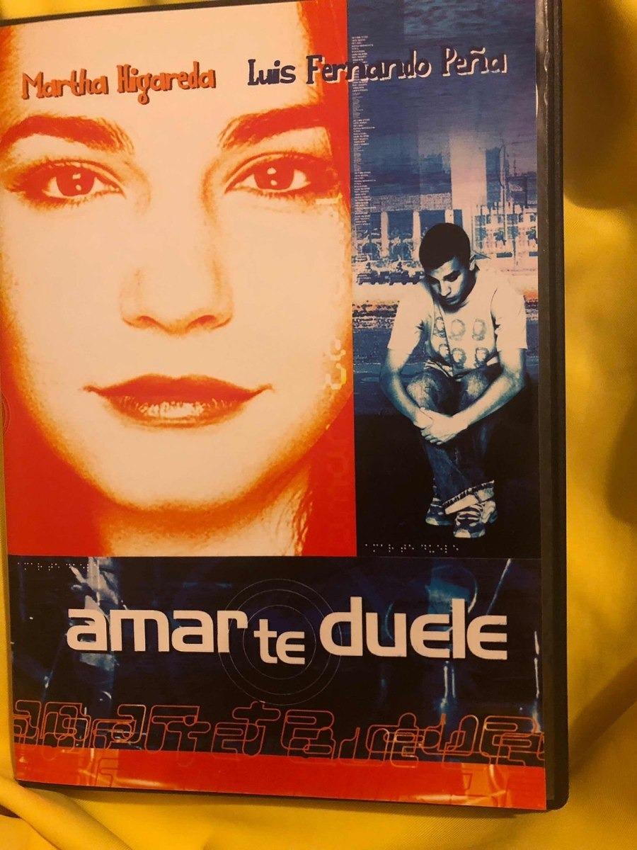 Amar Te Duele Full Movie amar te duele martha higareda film 2002 - $ 170.00