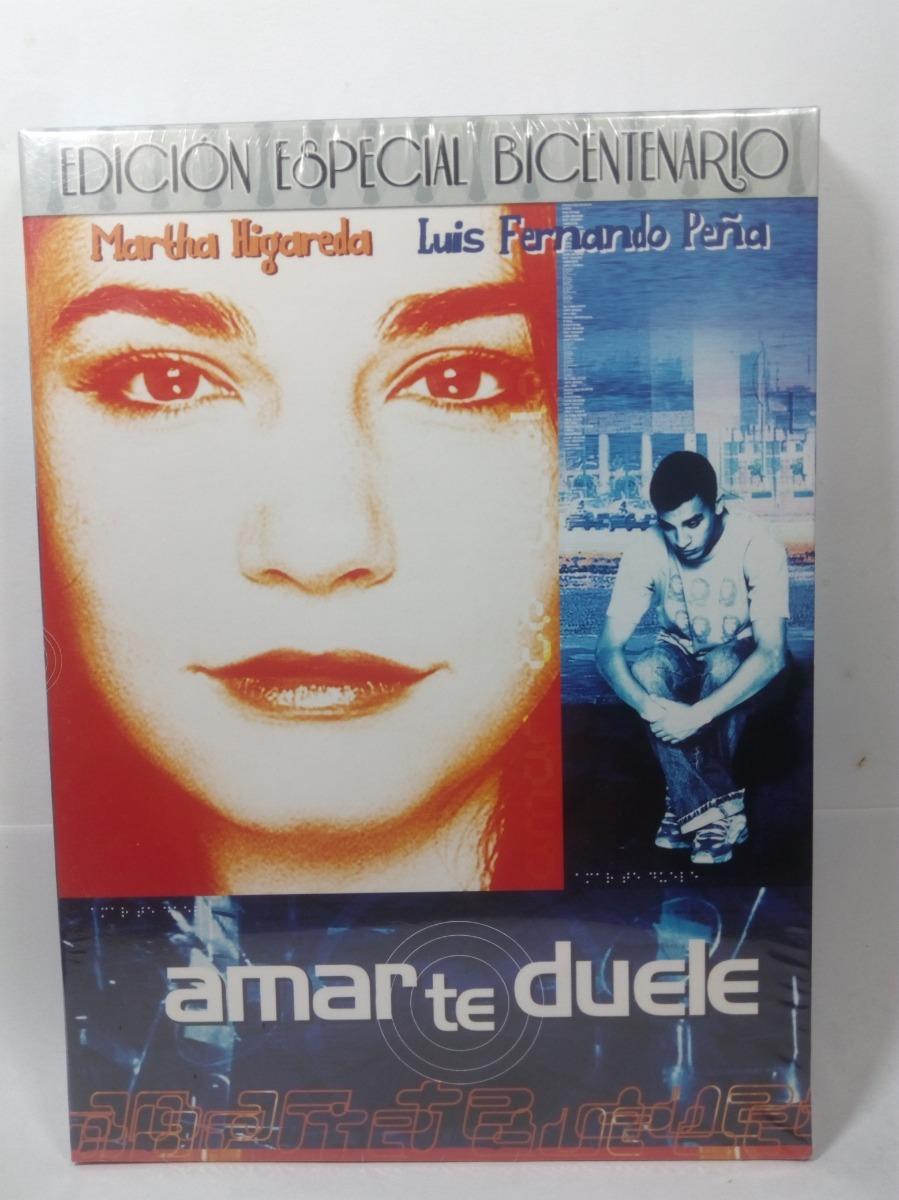 Amar Te Duele Full Movie amar te duele martha higareda pelicula dvd