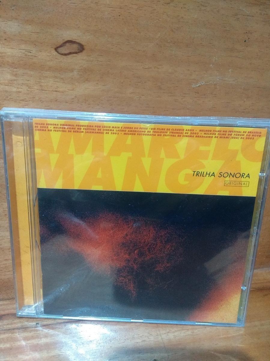 Amarelo Manga 2002 amarelo manga trilha sonora [cd original novo lacrado]
