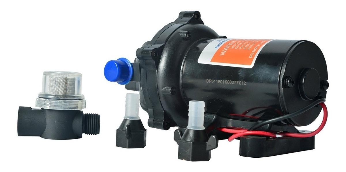 20 L//min 5.5 Gpm 60 Psi 4.2bar 12V Water Pressure Diaphragm Pump Amarine-made