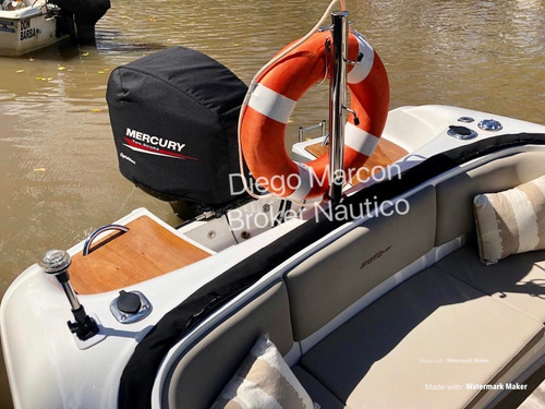 amarinta 535 mercury 135 hp optimax con hèlice de acero
