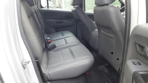 amarok 2.0 s 4x4 cd diesel automatica  prata  an0 2015 compl