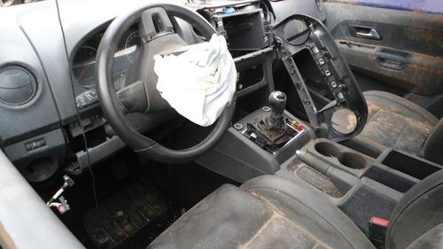 amarok 4x4 2011 peças motor cambio acessórios vidros lataria