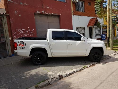 amarok 4x4 higline pak  2011 180 hp
