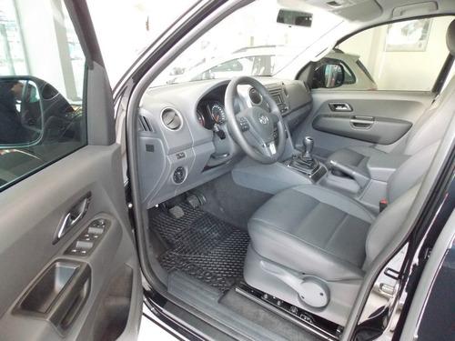 amarok d/ cabina 180 hp confort, c/ manual 4x2 my 20 tasa,6%