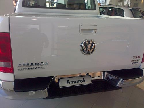 amarok doble cabina 140 hp 4x4 trendline my 20 tasa,fija%,