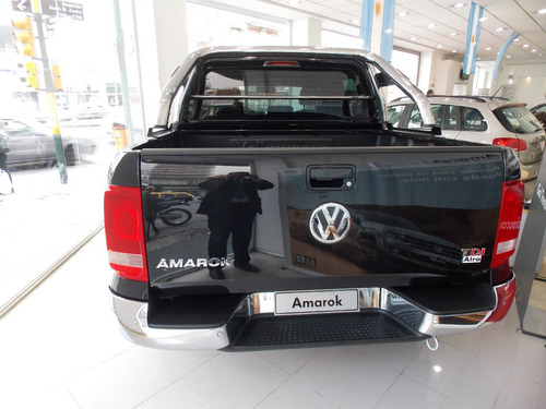 amarok doble cabina 180 hp confort  4x4 c/a. my 18 tasa,0%,