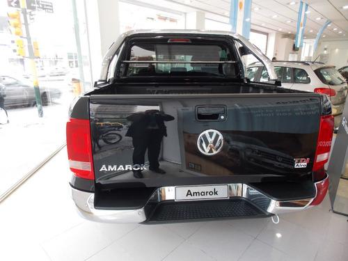 amarok doble cabina 180 hp high  my 17 tasa,0 %,