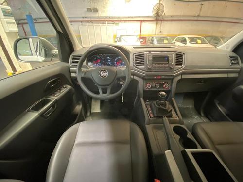 amarok trendline 4x2 0km manual volkswagen doble cabina 2020