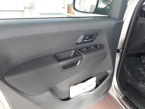 amarok v6 comfortline 0km volkswagen 258cv cabina doble 2020