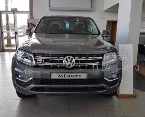 amarok v6 extreme 0km volkswagen 4x4 2020 nueva vw camioneta