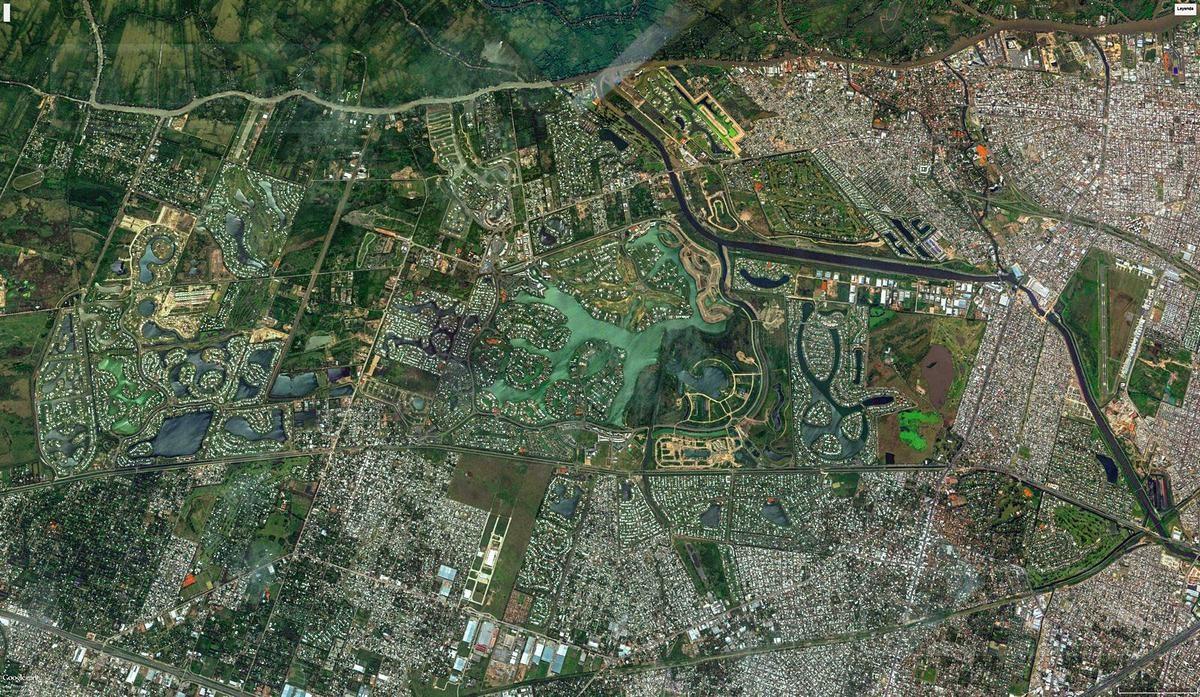 amarra en el barrio cerrado san isidro labrador - complejo villa nueva