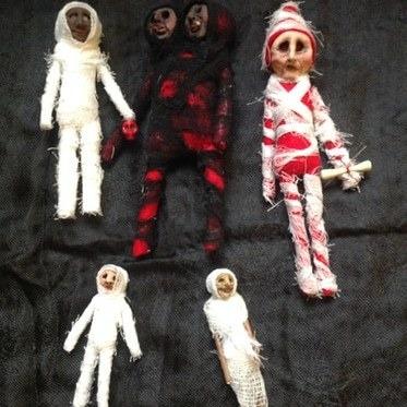 amarres de amor con muñecos vudu