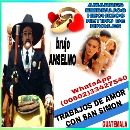 amarres de amor con san simon - guatemala (00502)33427540