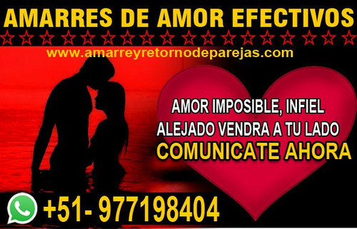 amarres de amor efectivos, no sufras más por amor