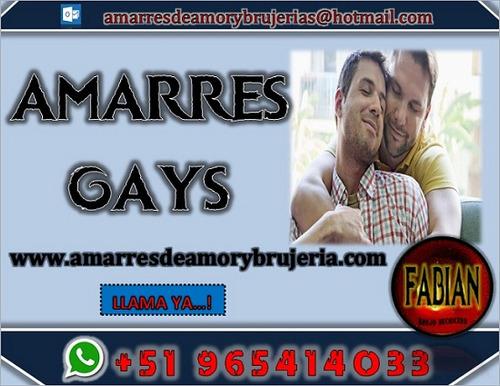 amarres gays no se interpondrá nadie en su relación
