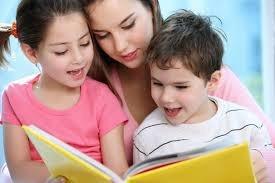 amas al cuidado de niños y adulto mayor