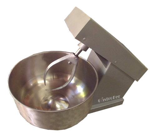 amasadora 20 kg industrial bowl acero 1/2 hp 220v monofasica