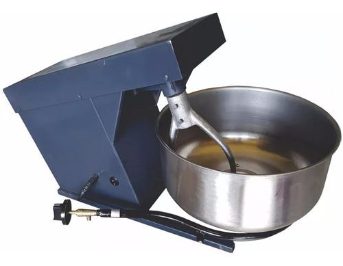 amasadora electrica termica para 20 kg masa ideal churros
