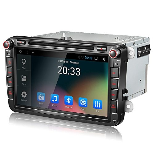 Amaseaudio Update Android 7 1 Gps Navigation For Vw Golf Pas