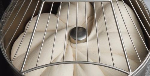 amassadeira de pão espiral industrial 05kg g. paniz ae 05l