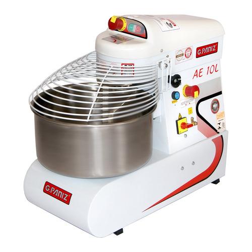 amassadeira espiral industrial 10kg g. paniz ae10 massa pão