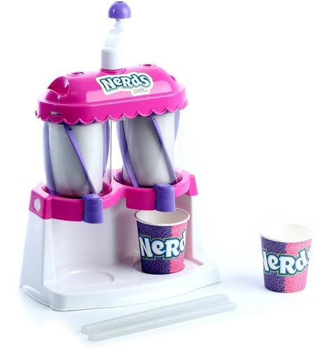 amav nerds multi color slush machine toy