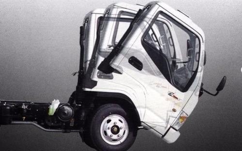 amaya camion jac 5035 furgon aluminio entrega inmediata!!!
