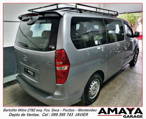 amaya garage hyundai h1 minibus 12 asientos 2.4 nafta full