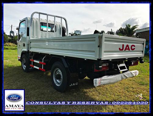 amaya nuevo jac 1035 cabina nueva!!!! - contacto: 092284030