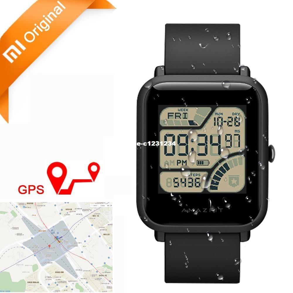 b7e4b264a74 amazfit bip smartwatch xiaomi original e novo. Carregando zoom.