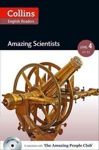 amazing scientists : b2 (collins amazing people envío gratis