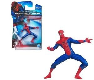 amazing spider man  6 centimetros