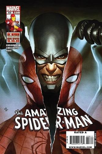amazing spider-man #608 - oferta -  ingles