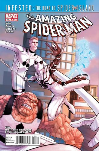 amazing spider-man #660 - novedad - en ingles