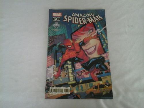 amazing spiderman # 20